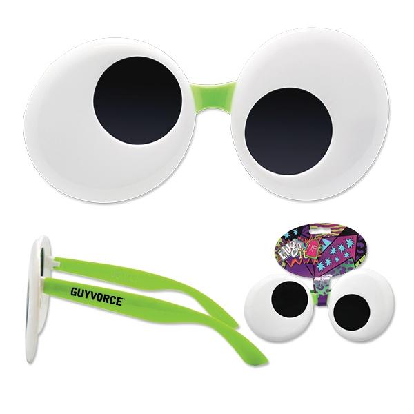 Googly Eyes Sun-Stache