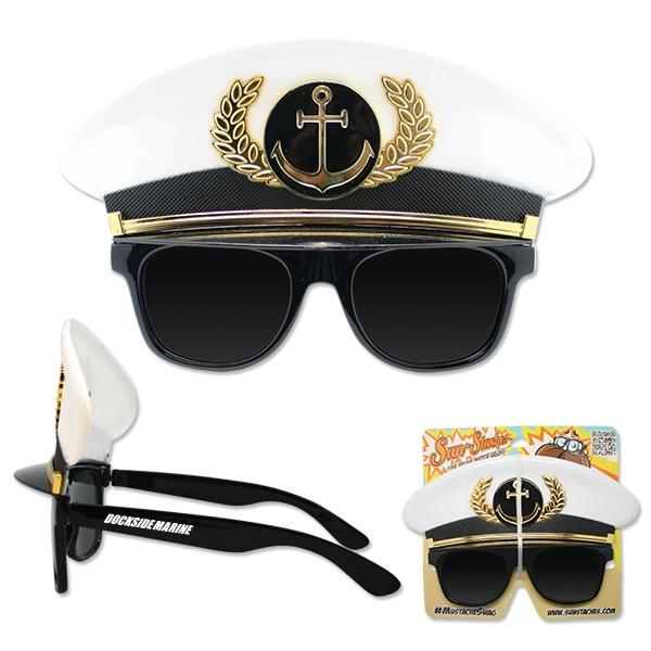 Captain Sun-Stache (R)