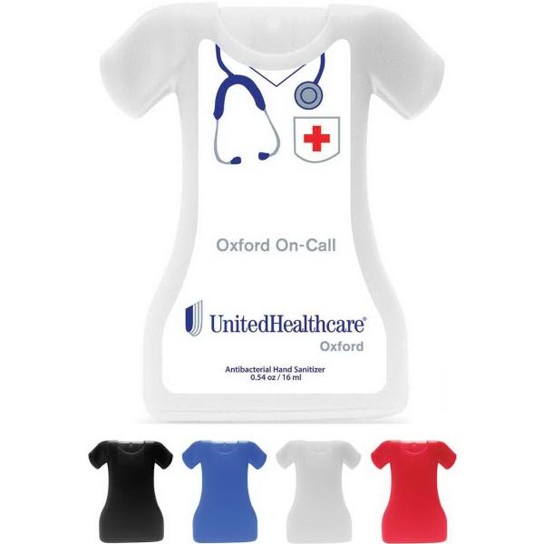 Dress Credit Card Antibacterial Hand Sanitizer