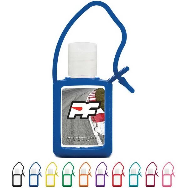 0.5 oz Travel Antibacterial Hand Sanitizer Gel