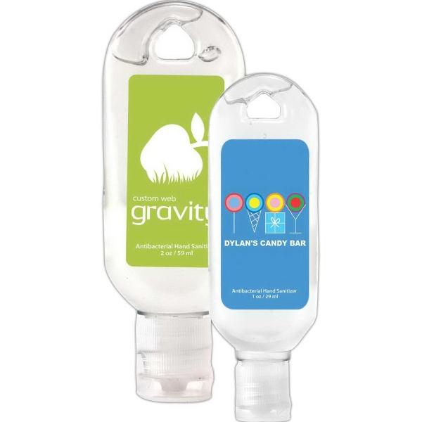 2 oz. Tottle Antibacterial Hand Sanitizer Gel