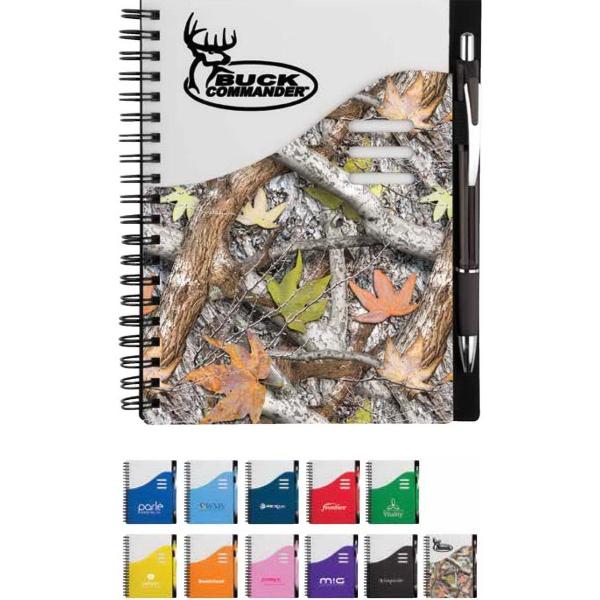 Color Wave Notebook Set