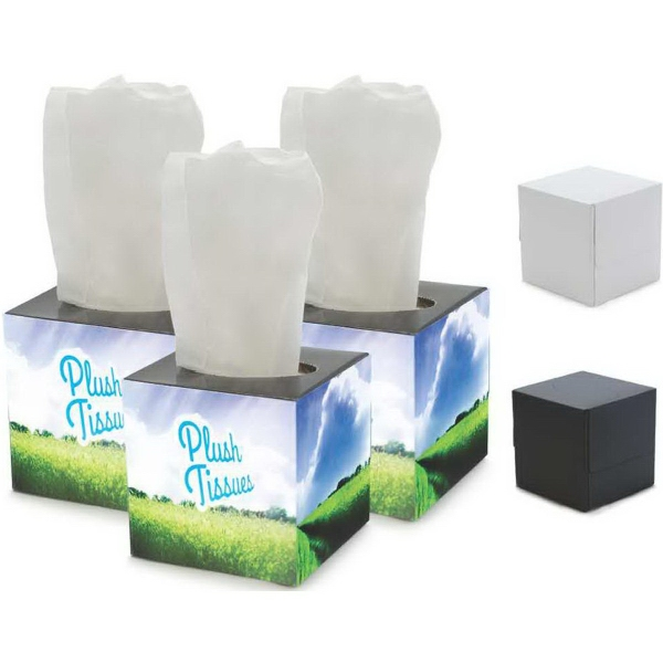 Mini Tissue Boxes