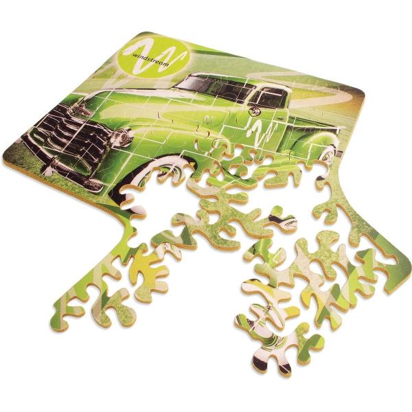 Pieceless Puzzle (TM) Mouse Pad