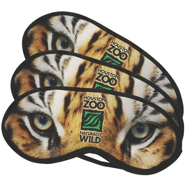 Sublimated Eye Mask
