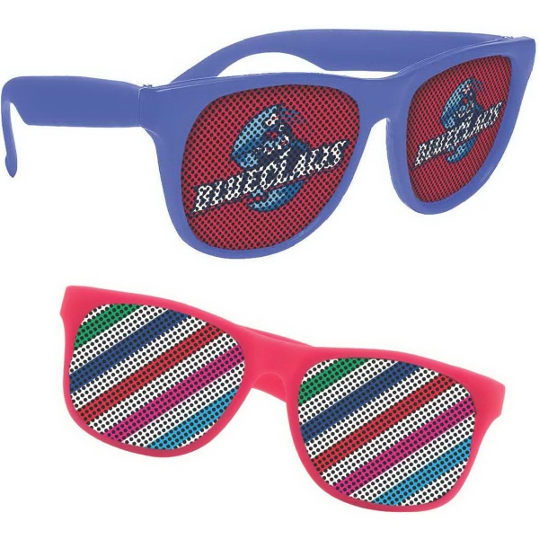 LensTek Sunglasses (Solid Colors)