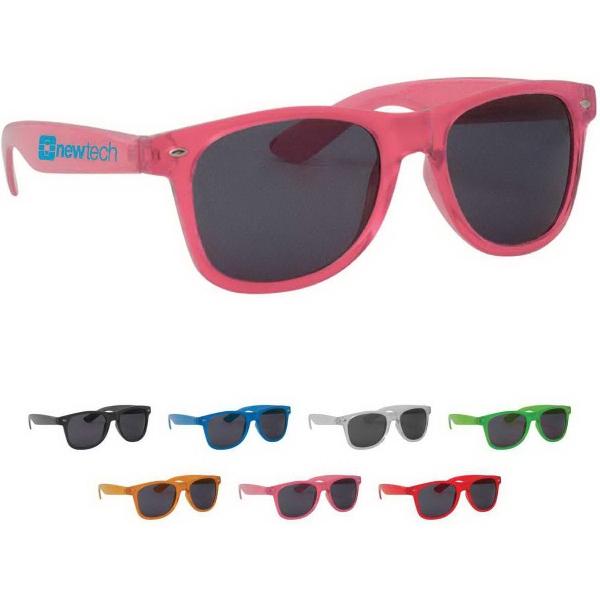 Translucent Miami Sunglasses