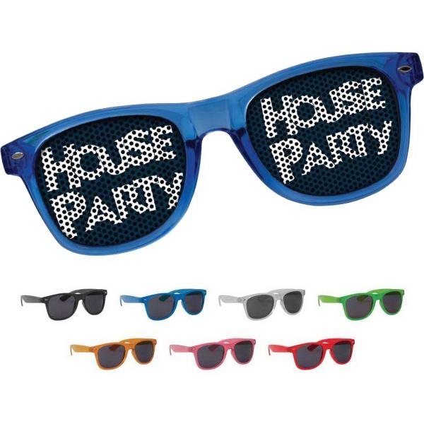 LensTek Translucent Miami Sunglasses
