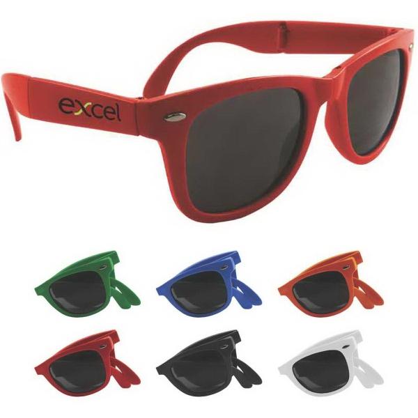 Folding Miami Glasses