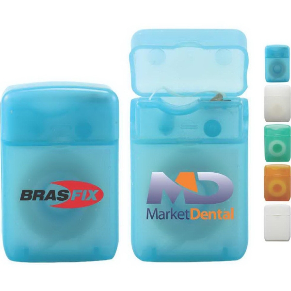 Traditional Rectangular Shaped Dental Floss