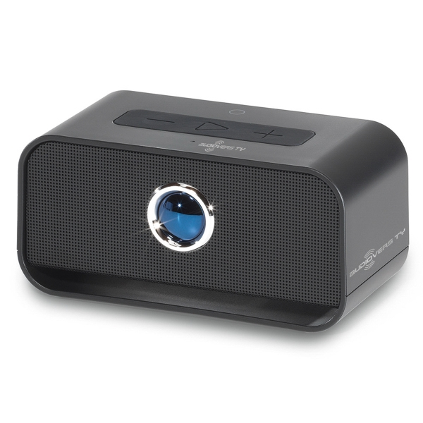 Brookstone Big Blue Live 2 Wireless Bluetooth/NFC Speaker