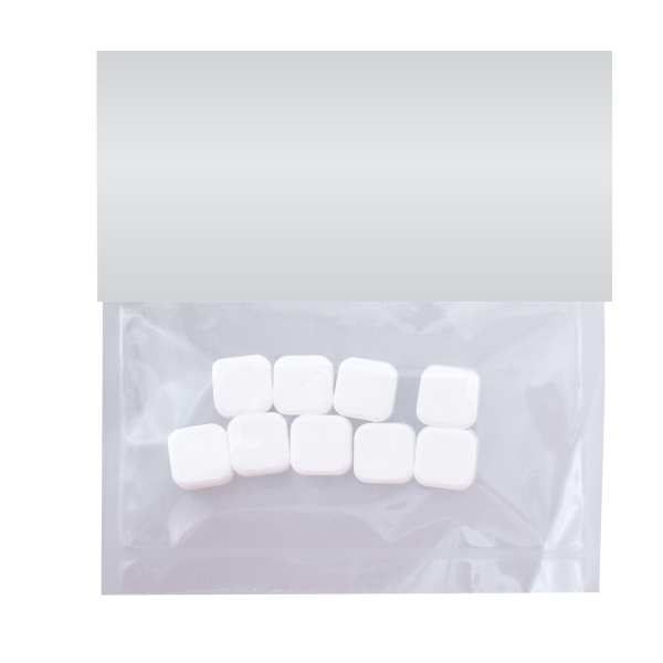 Large Candy Bag (with Header Card) with Printed Mints