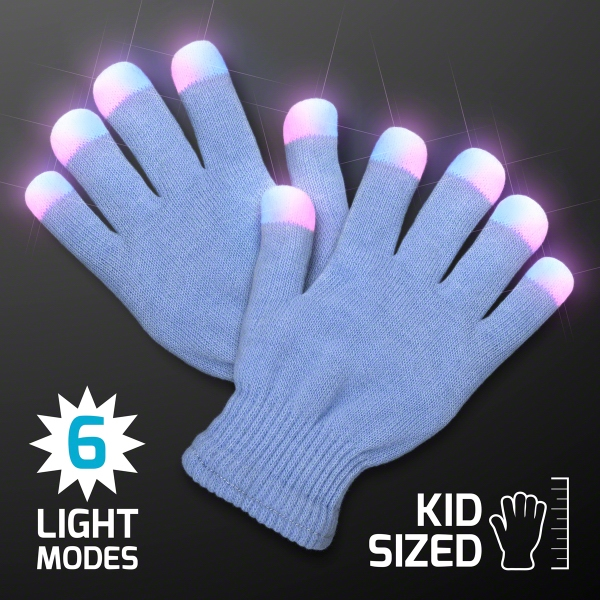 LED Gloves, Child Size