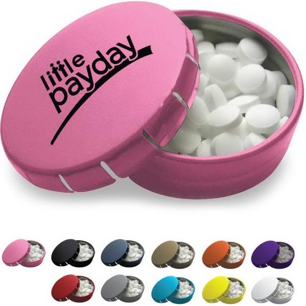 Mini Tek Klick Mint Tin