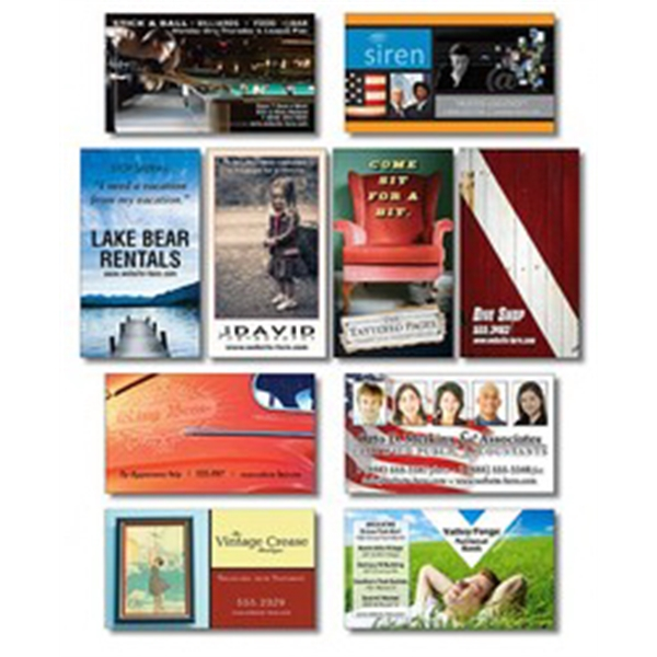Business Card Magnet - 3.5x2 (Square Corners) - 30 mil.
