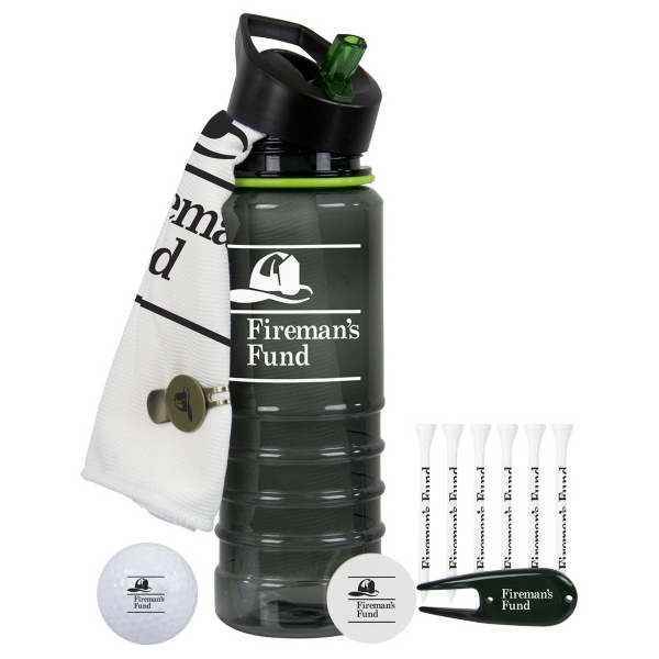 Birdie Golf Kit with Nike NDX Heat Golf Ball