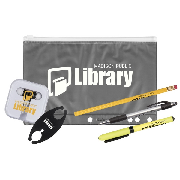 Junior Varsity Pencil Pouch School Kit