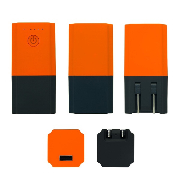 Charge and Go- 2 in 1 Powerbank SQ (Square)
