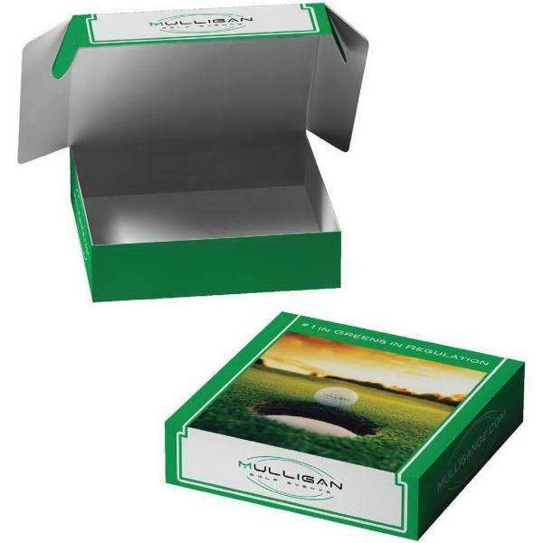 """Tuck Style Box - 11"""" L x 8.5"""" W x 1.375"""" H"""