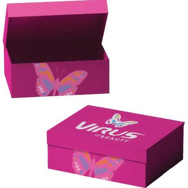 """Tuck Style Box - 9"""" L x 6"""" W x 3.5"""" H"""