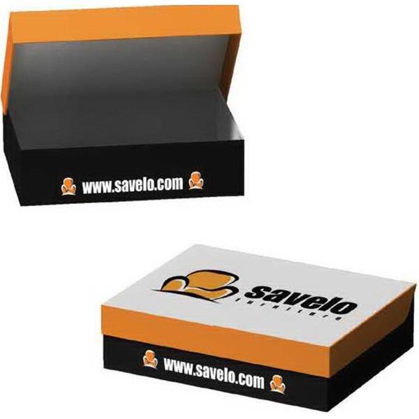 """Tuck Style Box - 8.5"""" L x 6.5"""" W x 1.5"""" H"""