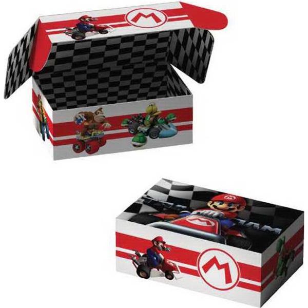 """Tuck Style Box - 8"""" L x 5"""" W x 3"""" H"""
