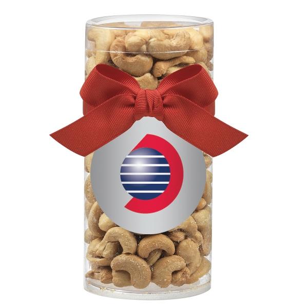 Large Gift Tube with Cashews