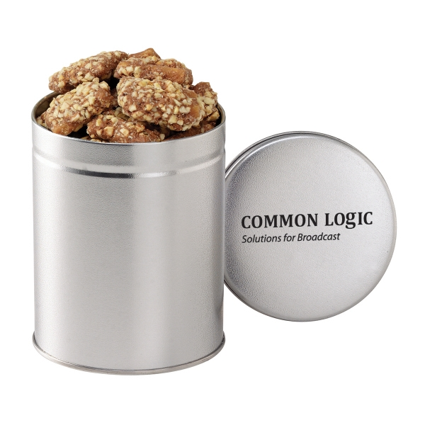 Round Quart Tin / English Butter Toffee