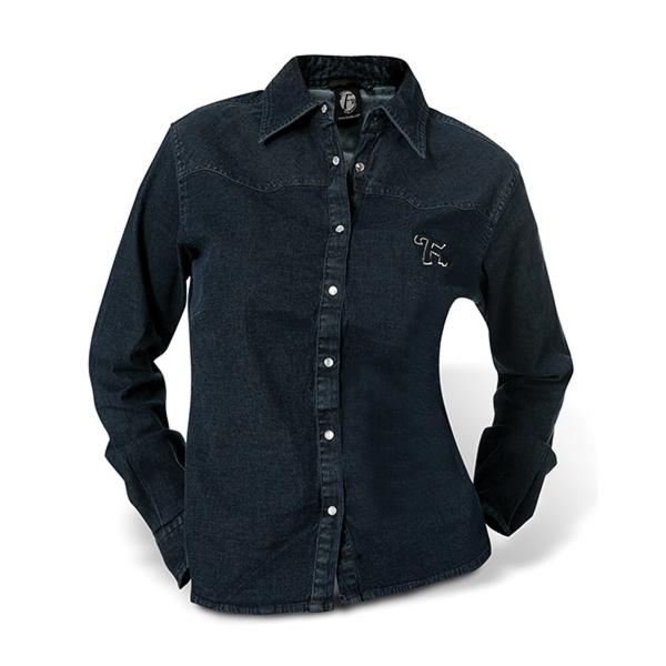 Women's Denim Woven Shirt