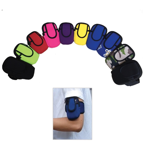Neoprene Phone Armband Case