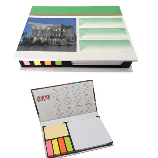 Calendar Sticky Notepad