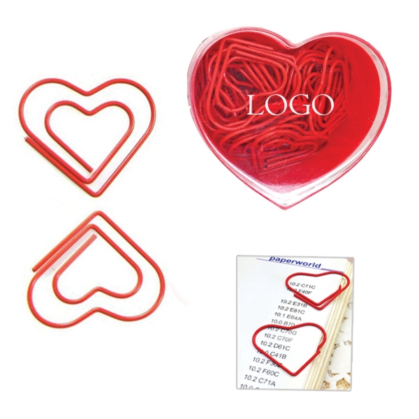 Heart shape clip kit