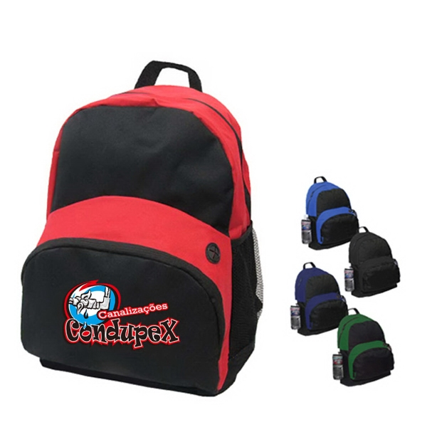 Backpack With E-Port