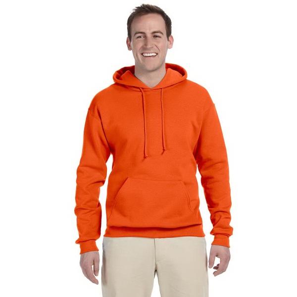 8 oz., 50/50  NuBlend (R) Fleece Pullover Hood