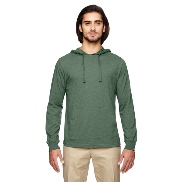 4.25 oz. Blended Eco Jersey Pullover Hoodie