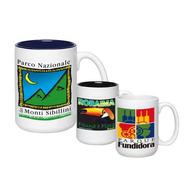15 oz. photo sublimated El Grande mug