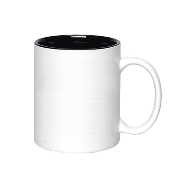 11 oz. C-Handle photo sublimated coffee mug