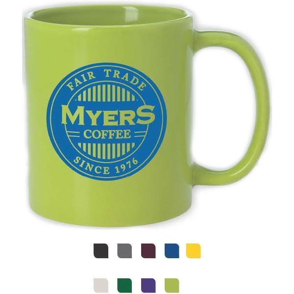 Budget Mug - 11 oz. (Colors)