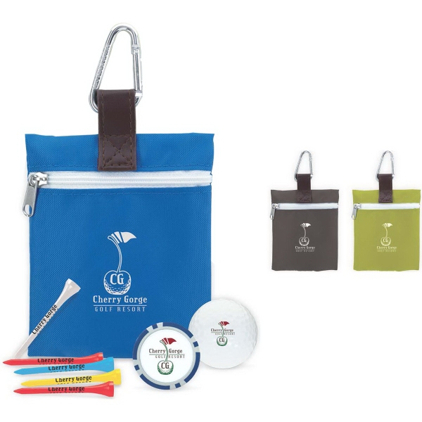 Vertical Strap Golf Kit