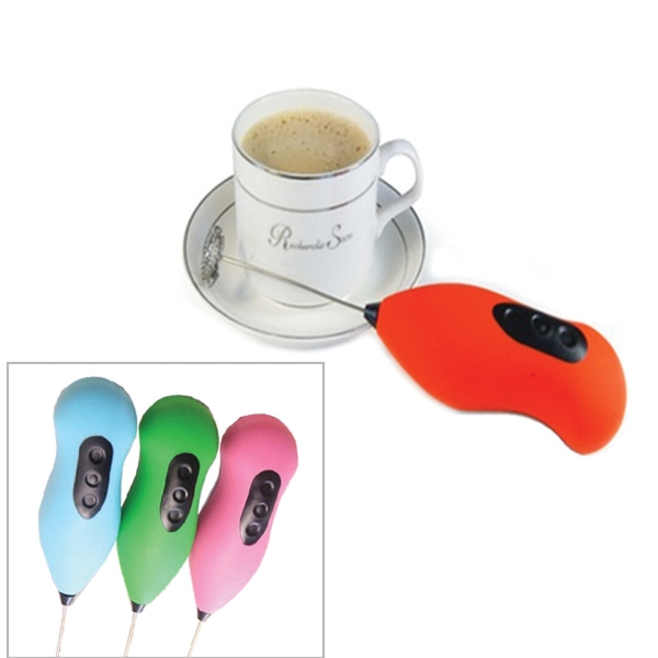 Battery Operated Egg/Coffee Mixer