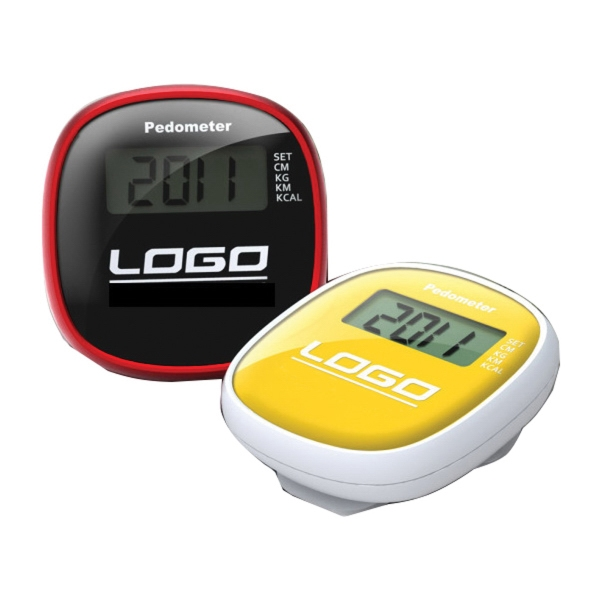 Multifunctional Digital Pedometer