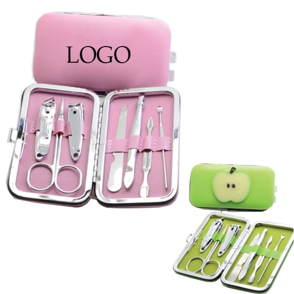 7 Piece Manicure Set for Girls