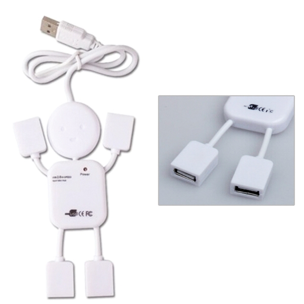 Man-Shaped USB Hub