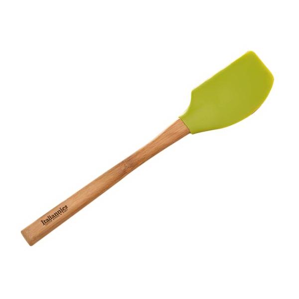 Bamboo Silicone Scraper