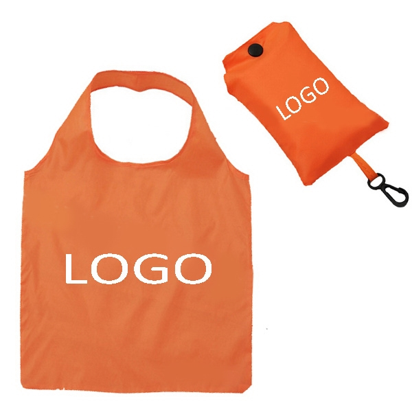 Folding Bag With Clip