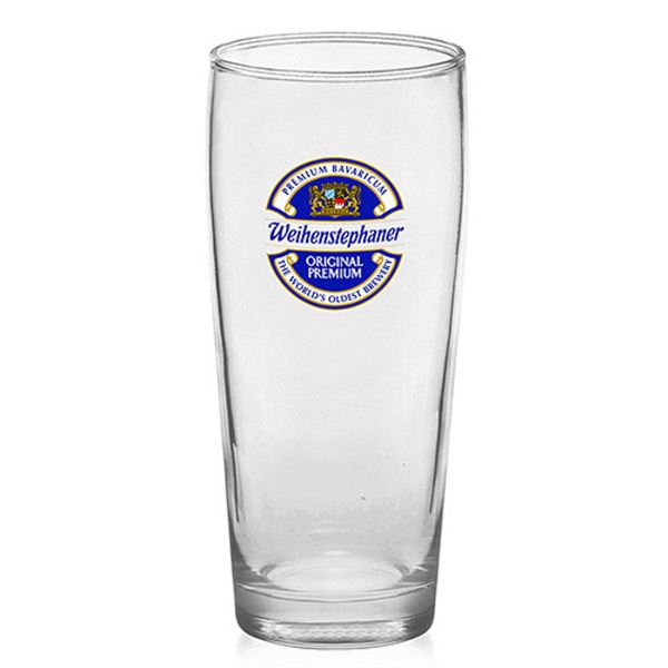 Clear 16 oz pub glass