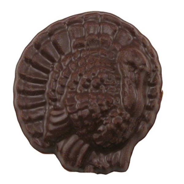 Chocolate Turkey On A Stick