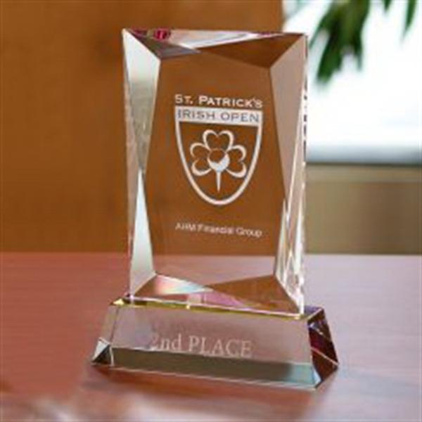 Achievement Dichroic- Medium Award