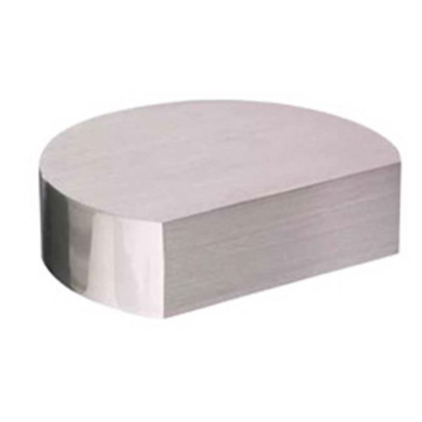 Silver 3/4 Circle Base
