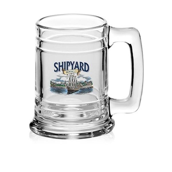 Clear 15 oz. Maritime Libbey beer mug